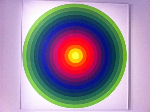 Surface couleur (série 14-2E), Julio Le Parc, 1971